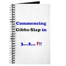 Commencing GibbsSlap Journal