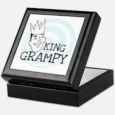 King Grampy Keepsake Box