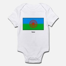Gypsy Flag Infant Creeper