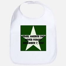Pearl harbor day: Never forge Bib