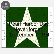Pearl harbor day: Never forge Puzzle