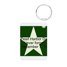Pearl harbor day: Never forge Keychains