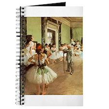 Dance Class Journal