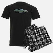 67 Mustang 4 Pajamas