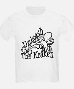 Unleash the Kraken T-Shirt