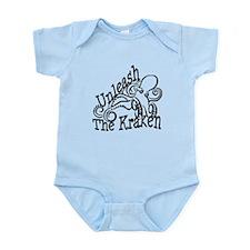 Unleash the Kraken Infant Bodysuit