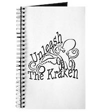 Unleash the Kraken Journal