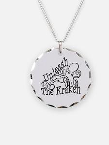 Unleash the Kraken Necklace