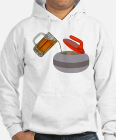 Fueled By Beer Hoodie Sweatshirt