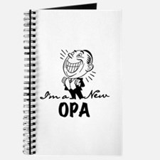 Smiling New Opa Journal