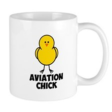 Aviation Chick Mug