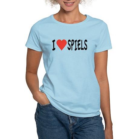 I Heart Spiels Women's Light T-Shirt