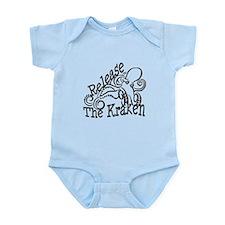 Release the Kraken Infant Bodysuit