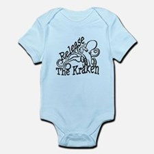 Release the Kraken Infant Bodysuit
