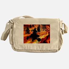 Funny Tricks Messenger Bag