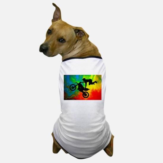Cute Dirt bike Dog T-Shirt