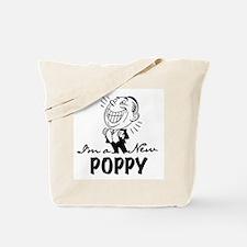 Smiling New Poppy Tote Bag
