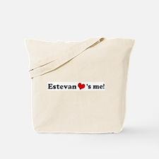 Estevan Loves Me Tote Bag