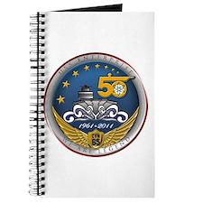 USS Enterprise CVN-65 50th An Journal