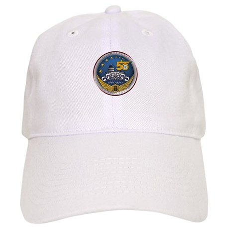 USS Enterprise CVN-65 50th An Cap