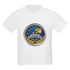 USS Enterprise CVN-65 50th An T-Shirt