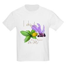 Lavender  Lemon  Peppermint -- Oh, My! T-Shirt