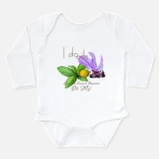 Lavender  Lemon  Peppermint -- Oh, My! Body Suit