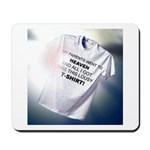 T-Shirt Mousepad