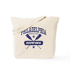 Philadelphia Rowing Tote Bag