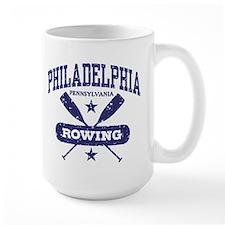 Philadelphia Rowing Mug