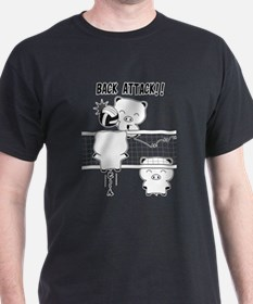 Volleyball back attack T-Shirt