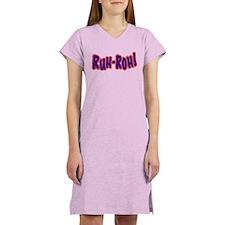 Ruh Roh Women's Nightshirt