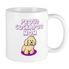 Proud Cockapoo Mom Mug