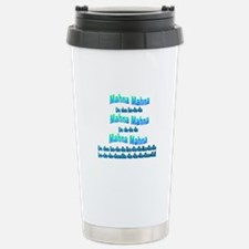 Mahna Mahna Stainless Steel Travel Mug
