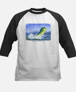 Dolphin in the Weeds Tee