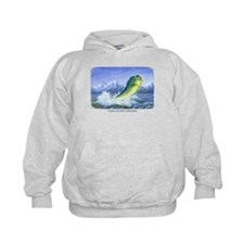 Dolphin in the Weeds Hoodie