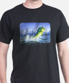Dolphin in the Weeds T-Shirt