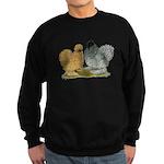 Sizzle Chickens Sweatshirt (dark)
