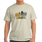 Sizzle Chickens Light T-Shirt