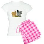 Sizzle Chickens Women's Light Pajamas