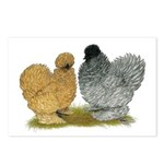 Sizzle Chickens Postcards (Package of 8)