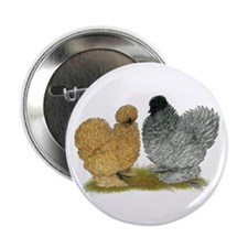 "Sizzle Chickens 2.25"" Button (10 pack)"