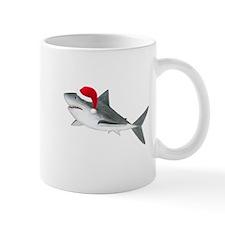 Christmas - Santa - Shark Mug