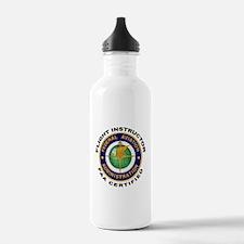 Flight Instructor Water Bottle