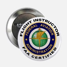 "Flight Instructor 2.25"" Button"