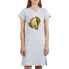 Euphonium Deco Women's Nightshirt