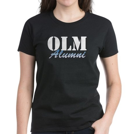 Women's Dark T-Shirt (Multiple colors)