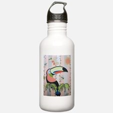 Toucan in the Treetops Water Bottle