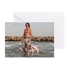 Beach Greeting Cards (pk Of 10)
