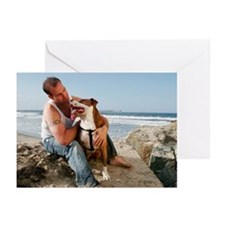 Pittie Love Greeting Cards (pk Of 10)